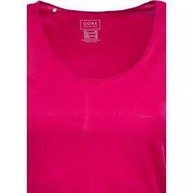GORE RUNNING WEAR SUNLIGHT 4.0 Singlet Dam jazzy pink